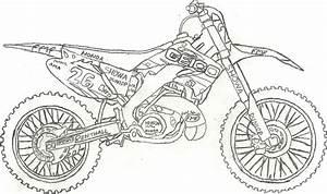 2007 honda cr 250 2 stroke by themexicanguy02 on deviantart With honda 125 race bike