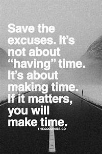 Whats Important Make Time For You Quotes. QuotesGram