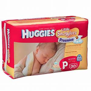 Huggies Diapers Little Snugglers Preemies | NorthShore ...