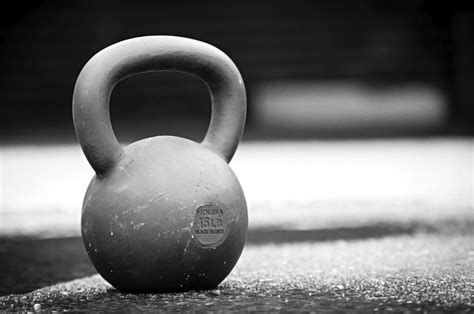 kettlebell weight should concrete livestrong floor getty