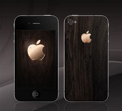 iphone limited edition apple iphone 4 18carat limited edition blackwood