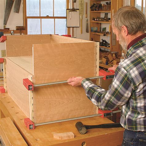 plan shaker blanket chest finewoodworking