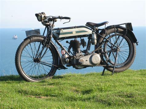 Triumph 1916 Type H