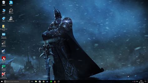 Animated Lich King Wallpaper - world of warcraft wrath of the lich king wallpapers