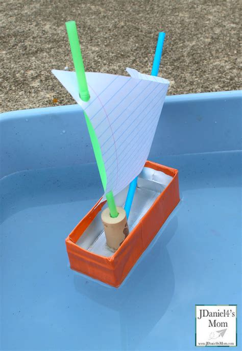 How To Make A Paper Boat That Can Hold Pennies by How To Make A Boat With Recycled Materials Jdaniel4s