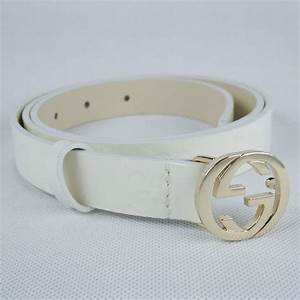 a150d35e9fd Images of White And Gold Gucci Belt -  golfclub