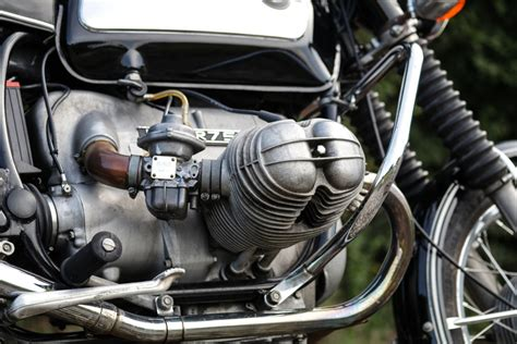 1972 Bmw R755  Vintage Review Rideapart