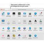 Preferences System Apple Change Mac Settings Icon