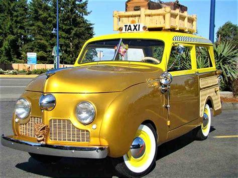 crosley car pick of the day 1948 crosley tiki taxi classiccars