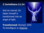 An Angel of Light. - ppt video online download