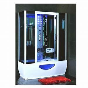 Baignoire Douche Balneo : combine cabine de douche baignoire balneo ore achat ~ Melissatoandfro.com Idées de Décoration
