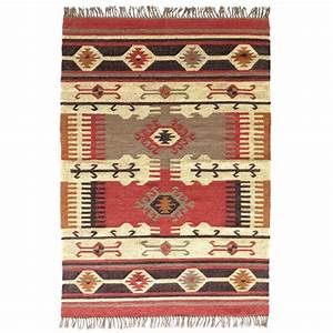 Tapis kilim en laine et jute kavi by drawer for Tapis kilim avec canapé design modulable
