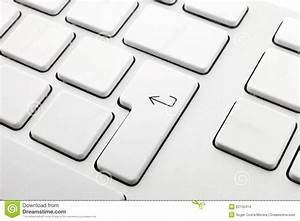 enter stock images image 22102414 With computer keyboard without letters