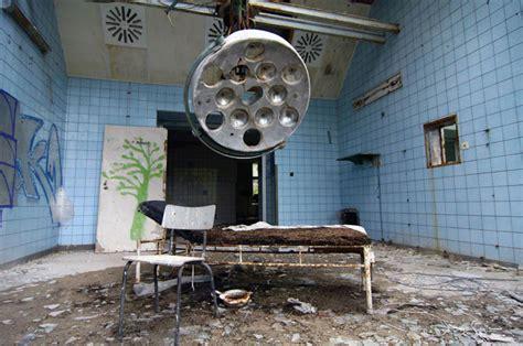 deutschlands gruseligstes krankenhaus travelbook