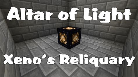 Altar Of Light (xeno's Reliquary