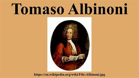 Adagio In G Minor From Tomaso Albinoni