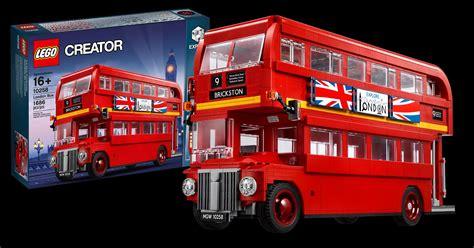 lego creator expert  london bus   latest
