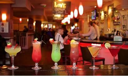 Bar Cocktails Row Cocktail Bars Offer Adobe