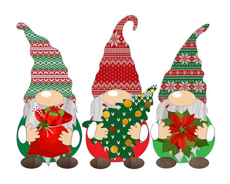 Nordic christmas gnome svg christmas gnome svg gnomes svg | etsy. Christmas PNG, Gnome clipart, Scandinavian gnome clipart ...