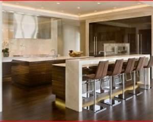 bar cuisine americaine cuisine en image With cuisine avec bar americain