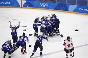 Gold! U.S. women's Olympic hockey team beats Canada in OT