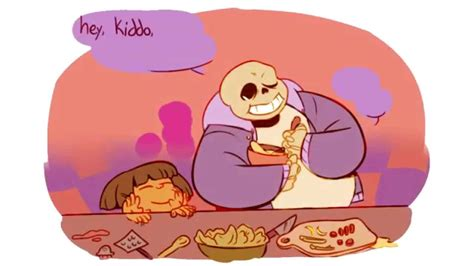 The Knife (undertale Comic)