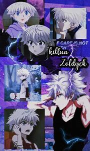 Killua Zoldyck wallpaper in 2021 | Hunter anime, Cute ...