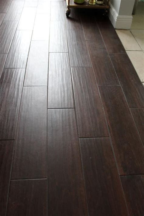 porcelain hardwood floors fashion at forty ceramic quot wood quot floor for the home pinterest