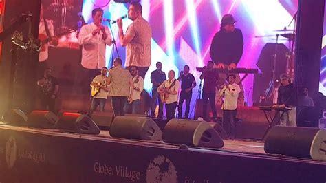 Amarain Amr Diab Global Village 2018