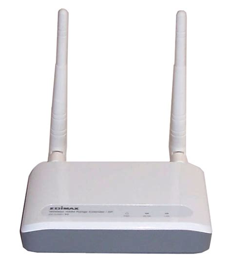 edimax ew 7416apn v2 wireless 300m range extender ap no power supply ebay