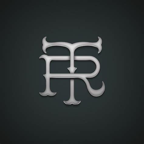 tr st designs tr logo on behance
