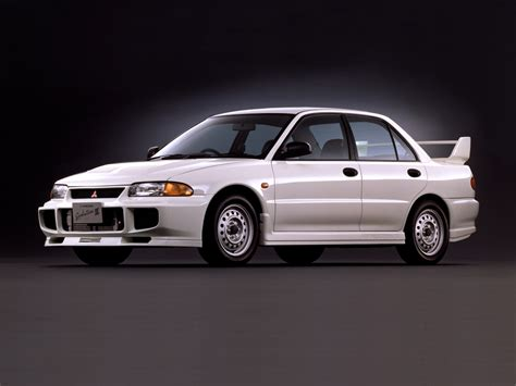 Mitsubishi Lancer Evolution 3 by The Evolution Of The Mitsubishi Lancer Evo Influx