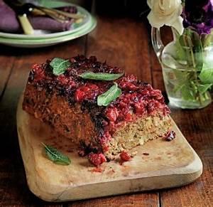 be healthy page cranberry & pistachio nut roast