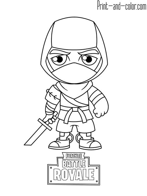 Kleurplaat Y by Fortnite Coloring Pages Print And Color