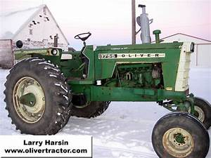 Larry Harsin U0026 39 S Oliver Tractors For Sale Page