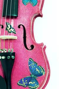 Butterfly Dream Violin