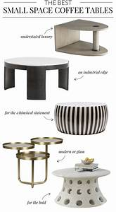 the 5 best coffee tables for small spaces pulp design With best coffee tables for small spaces