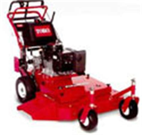 vermont toro commercial push mower index