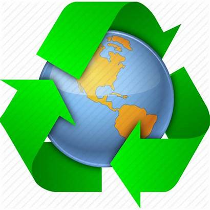 Earth Nature Recycling Icon Recycle Environment Ecology