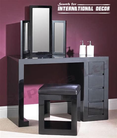 Modern Dressing Table Mirrors And Designs