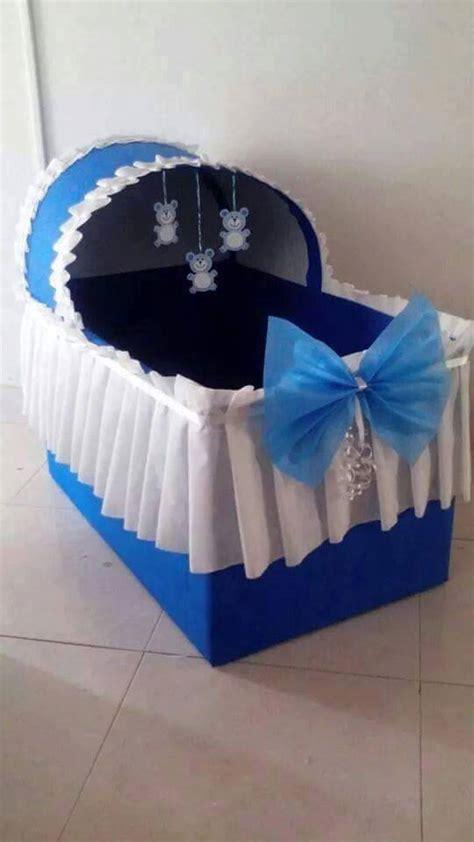 Cunitas de cartón para baby shower Dale Detalles