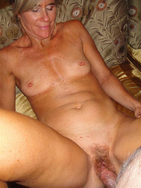 Creampie Inside Hairy Pussy