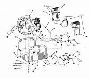 Coleman Powermate Cta5090412  Ct5090412 Air Compressor Parts