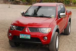 Siomai 2007 Mitsubishi Triton Specs  Photos  Modification