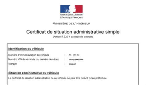 certificat de non gage gratuit en ligne via eplaque fr - Certificat Non Gage Voiture