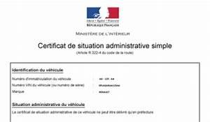 Acte De Vente Voiture A Imprimer : certificat de non gage gratuit en ligne via ~ Gottalentnigeria.com Avis de Voitures