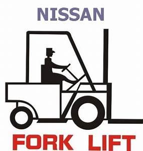 Nissan Forklift 1d1 1d2 Internal Combustion Workshop