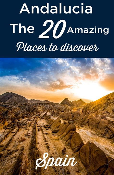 spain andalusia andalucia places things voyagetips interest points travel
