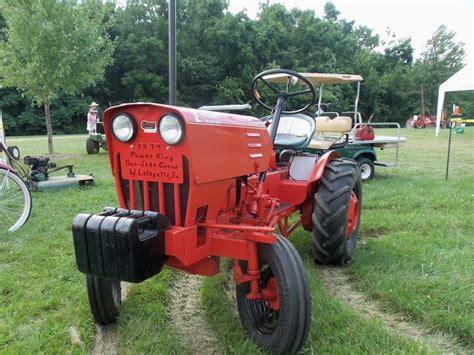 Best Images About Power King Tractors Pinterest
