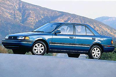 download car manuals 1990 mazda familia engine control 1992 mazda protege overview cargurus
